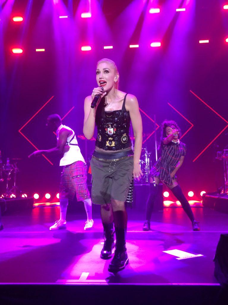 Gwen Stefani Concert