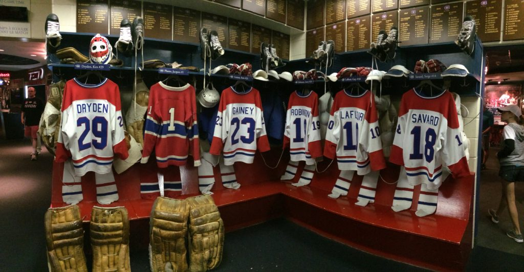 Hockey Hall of Fame 1